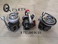 Турбина 3535617, 3535620 HX40W Cummins 6CTA 8.3 на экскаватор Hyundai R305LC-7, фото 1