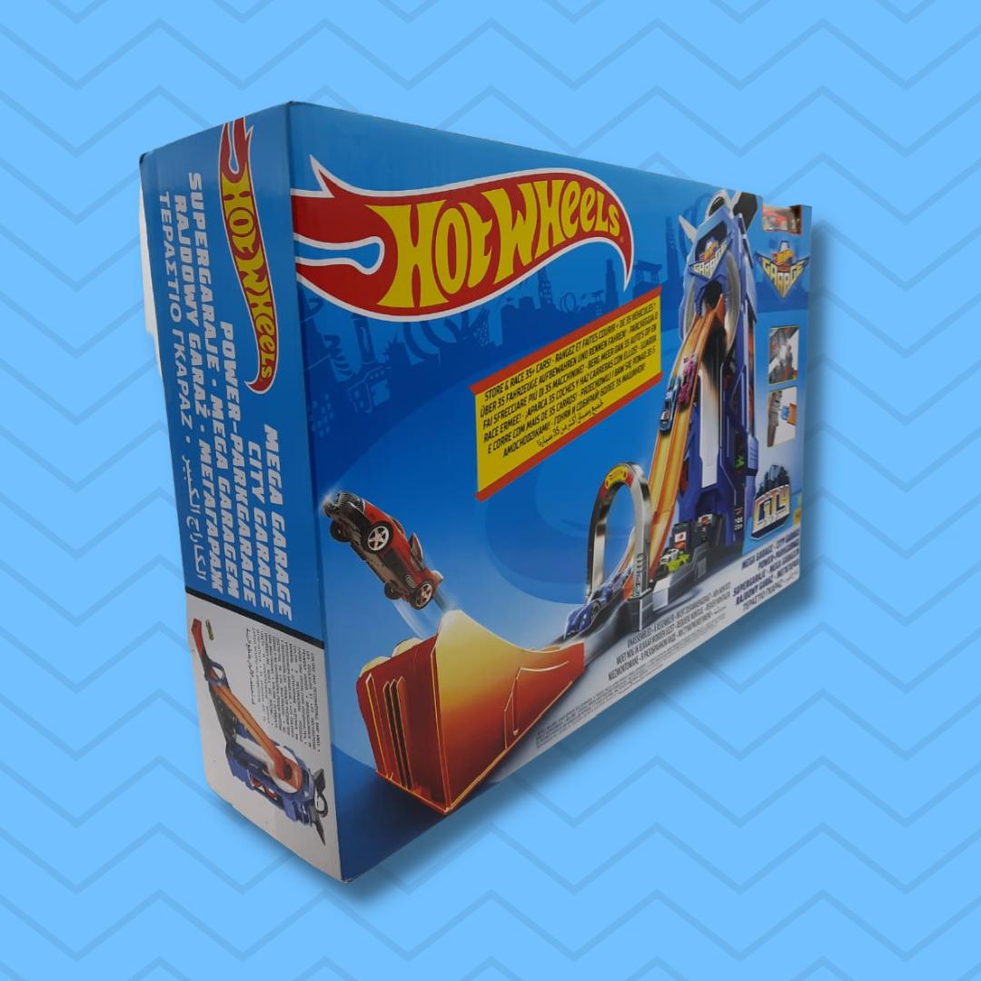 Hot Wheels, Игровой набор Мега гараж - фото 3