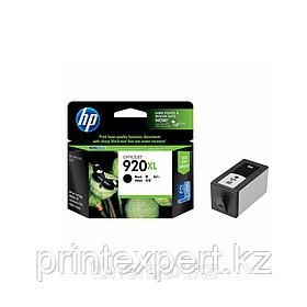 Картридж струйный HP №920XL черный