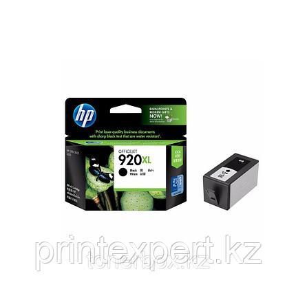 Картридж струйный HP №920XL черный, фото 2