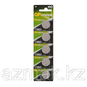 Батарейки GP CR2025 С5