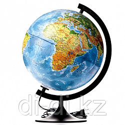 GLOBEN Глoбус физико-политический «Классик Евро», диаметр 150 мм, с подсветкой Ke011500201