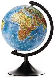 GLOBEN Глoбус физический «Классик», диаметр 320 мм K013200015