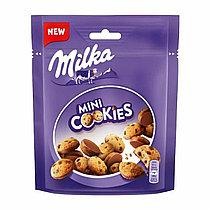 Печенье Milka Mini Cookies 110гр (8шт-упак)