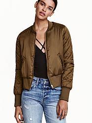 H&M Женская куртка - бомбер-Т1