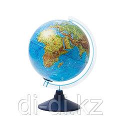 GLOBEN Глобус физико-политический «Классик Евро», диаметр 210 мм, с подсветкой от батареек Be012100250