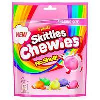 Драже Skittles Chewies 125гр (12шт-упак)