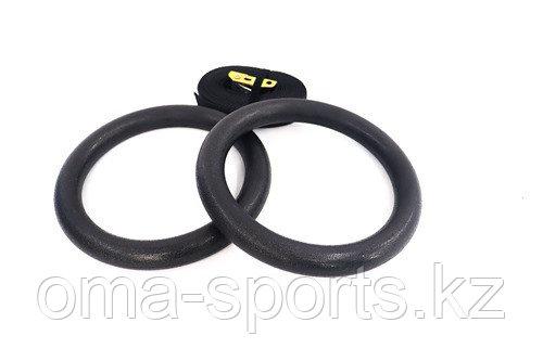 Кольцо гимнастический пластик 303