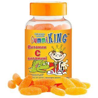 Gummi King Витамин С №60 драже.жев