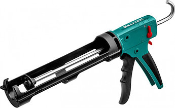 (06674) KRAFTOOL Grand 2-in-1 скелетный пистолет для герметика, 310 мл