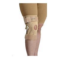 Эластичная опора для колена на шарнирах