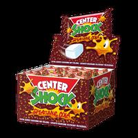 Center SHOCK Суперкислая жвачка Splashing cola 100шт 4гр
