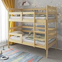 Двухъярусная кровать Pituso Hanna 2 New Натуральный