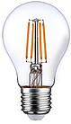 LED Лампа Dauscher Filament A65 15W E27 4000К Нейтральный цвет
