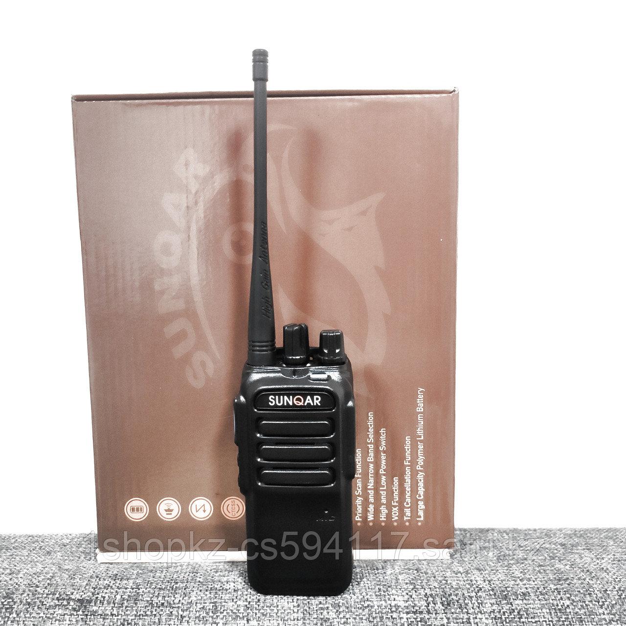 Рация Sunqar X5000