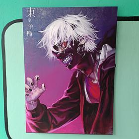 Постер Токийский Гуль