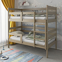 Двухъярусная кровать Pituso Hanna 2 New Капучино