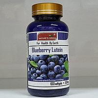Черника ( Лютеин ) в капсулах 100 шт - Blueberry Lutein