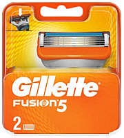 Сменные лезвия Gillette Fusion 5, 2 шт