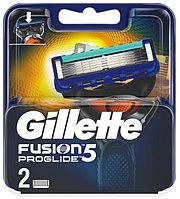 Сменные лезвия Gillette Fusion5 ProGlide, 2 шт
