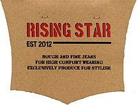 "Джинсы ""Rising star"" (Индонези..."