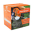 Триммер бензиновый Patriot PT 3555ES Country (неразборная штанга), фото 7