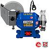 Заточной станок для мокрого и сухого шлифования ЗУБР, d150 / d200 мм, 500 Вт (ПТМ-150), фото 3