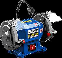 Профессиональный заточной станок ЗУБР, d150 мм, 300 Вт (ПСТ-150)