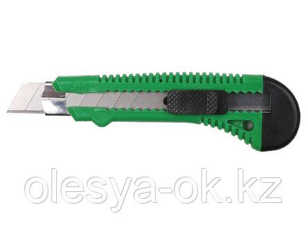 Нож пистолетный с выдвижным лезвием 18мм ВОЛАТ (24101), фото 2