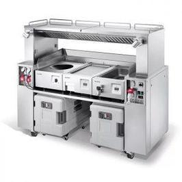 Раздаточное кухонное оборудование