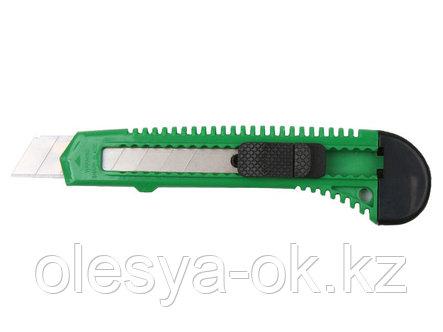Нож пистолетный с выдвижным лезвием 18мм ВОЛАТ (24100), фото 2