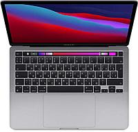 13-inch MacBook Pro, Model A2338: Apple M1 chip with 8 core CPU and 8 core GPU, 256GB SSD - Space Grey