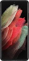 Чехол для Samsung Galaxy S21 Ultra Leather Cover EF-VG998LBEGRU, black