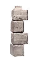 Угол Наружный Песочный 455х137х137 мм Камень природный FINEBER