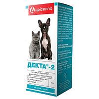Декта-2 Капли глазные для собак и кошек