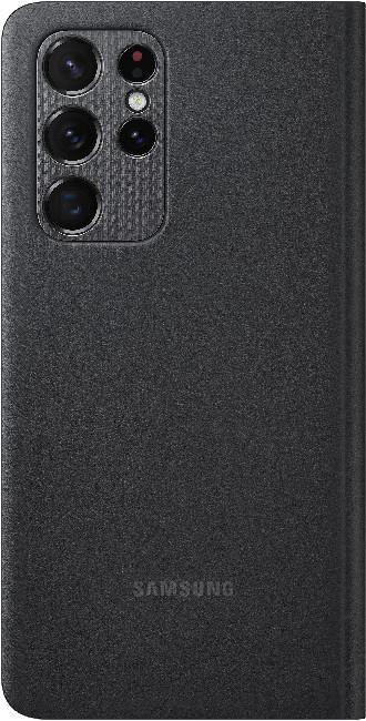 Чехол для Samsung Galaxy S21 Ultra Clear View Cover with S Pen EF-ZG99PCBEGRU, black - фото 2