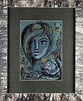 Портрет Юной Девушки. Женская Энергия.