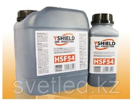 Экранирующая токопроводящая грунтовка (краска) – тара 5 литров