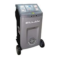 Автоматическая установка для заправки автомобильных кондиционеров Sillan AC636 с принтером