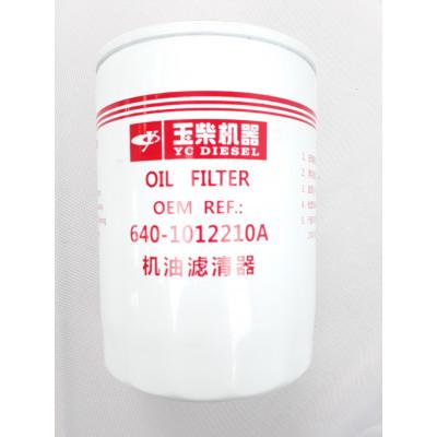 Масляный фильтр JX1012A/640-1012210 (YuChai)
