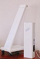 Рециркулятор воздуха бактерицидный РВБ 02/15 (Э) с ЭПРА и со счетчиком