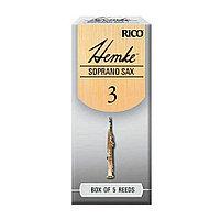 Трости для сопрано-саксофона Rico Hemke 3.0