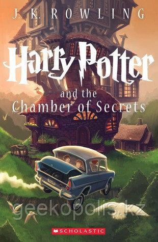Harry Potter Box Set, Гарри Поттер комплект из семи книг на английском языке, Джоан Роулинг, Мягкий переплет - фото 4