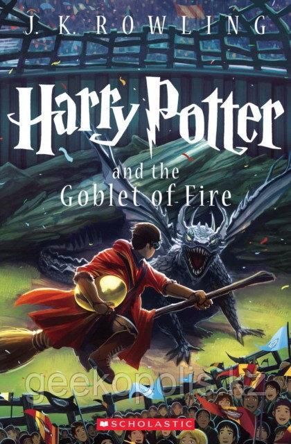 Harry Potter Box Set, Гарри Поттер комплект из семи книг на английском языке, Джоан Роулинг, Мягкий переплет - фото 6