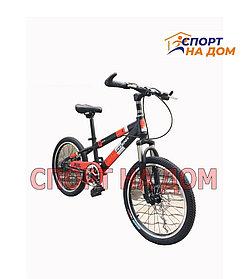 Горный велосипед Phoenix (черно-красный)