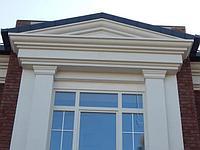 Карниз фасадный армированный из пенополистирола