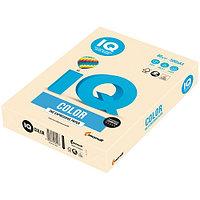 """Бумага IQ """"Color pale"""" А4, 80г/м2, 500л. (кремовый)"""