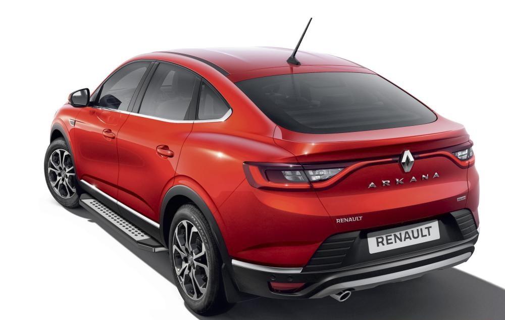"Пороги ""Bmw-Style"" Nissan  Terrano  (2014-2016), Renault  Duster  (2011-2015)"