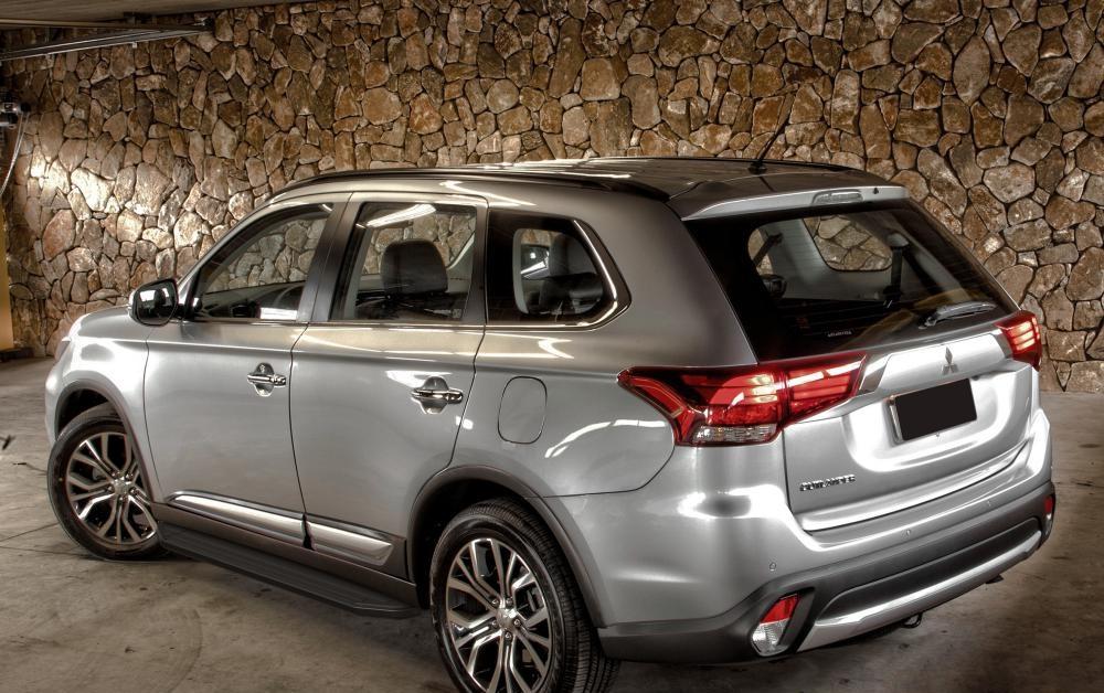 """Пороги """"Premium-Black"""" Mitsubishi ASX (2010-2021)/Mitsubishi Outlander (2007-2021)"""
