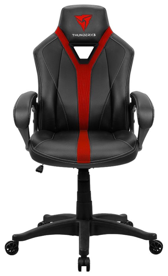 Игровое компьютерное кресло, ThunderX3, YC1 BR, Искусственная кожа PU AIR
